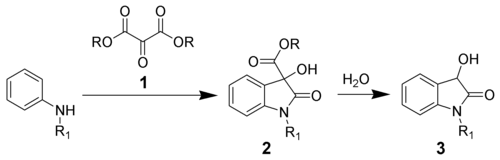 The Martinet dioxindole synthesis