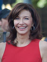 Mary Steenburgen i december 2009.