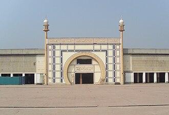 Aqsa Mosque, Rabwah - Masjid-e-Aqsa, Pakistan