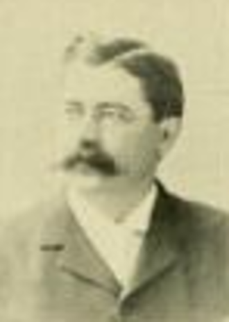 P. J. Kennedy - P. J. Kennedy in 1893 as a Massachusetts State Senator