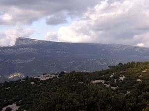Sainte-Baume - Massif de la Sainte-Baume