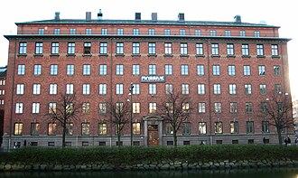 Massive Entertainment - Image: Massive entertainment in malmö sweden december 2008