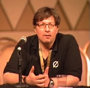 Matt Blaze - Matt Blaze at DEF CON 20 in 2012