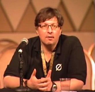 Matt Blaze - Matt Blaze at DEF CON 20 in 2012