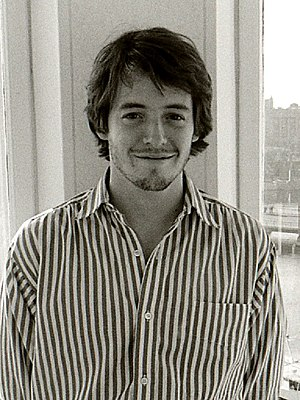 Matthew Broderick in Sweden to promote Ferris ...