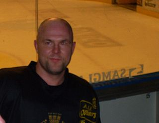 Mattias Norström ice hockey player