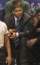 Maurice Taylor on the bench in 2006.jpg
