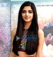 Mawra Hocane during Promotions of 'Sanam Teri Kasam' at Eros office02 (cropped).jpg