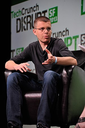 Max Levchin - Levchin at TechCrunch Disrupt SF 2013 in San Francisco, California