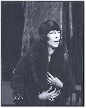 Mazo de la Roche - December, 1927