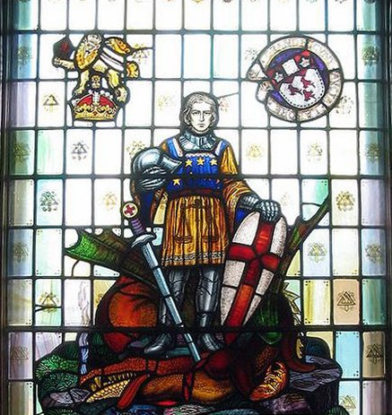 McGill University, Stained Glass War Memorial