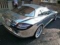 Mc Laren SLR Brabus Silver (6352613951).jpg
