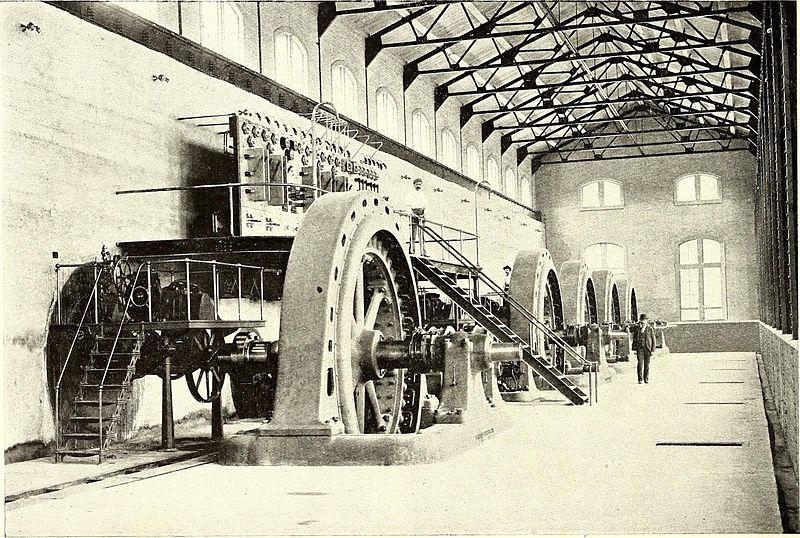 File:Mechanicville Hydroelectric Plant.jpg