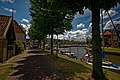 Medemblik - Oudevaartsgat - View South into Pekelharinghaven.jpg