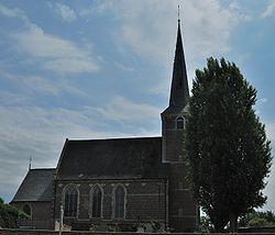 Meensel-Kiezegem - Sint-Mattheuskerk