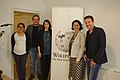Meeting between Wikimedia Österreich and borough mayor Veronika Mickel-Göttfert - Vienna - April 2017 (02).jpg