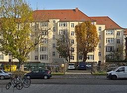 Neumannstraße in Leipzig