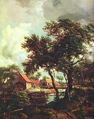 Le Moulin a eau