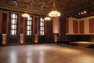 Collapse into Now - Berlin's Hansa Studios hosted recording sessions for the album as well as in-studio performances which were filmed because the band knew they would not tour the songs from Collapse into Now.