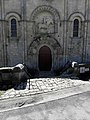 Melle (79) Église Saint-Hilaire Extérieur 04.JPG