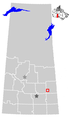 Melville, Saskatchewan Location.png
