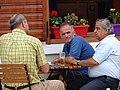 Men in Cafe - Shkodra - Albania (40780282450).jpg