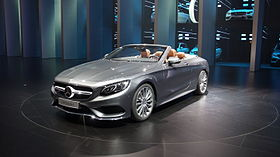 Image illustrative de l'article Mercedes-Benz Classe S
