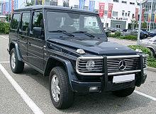 Mercedes W463 front 20070609.jpg