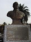 Merino Benitez, Arturo -busto en edif MinDefensa torre Villavicencio f03.jpg