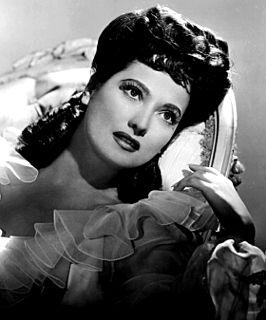 Merle Oberon British actress (1911-1979)