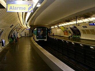 Vavin (Paris Métro) - Image: Metrò