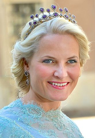 Mette-Marit, Crown Princess of Norway - The Crown Princess at the Wedding of Princess Madeleine of Sweden, June 2013