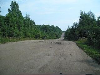 Mezhevskoy District District in Kostroma Oblast, Russia