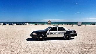 Miami Beach Police Department - Image: Mia pol