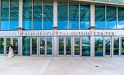 Miami Beach Convention Center main entrance.jpg
