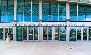 Miami Beach Convention Center convention center in Florida
