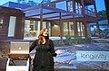 Michelle Kaufmann, Architect, presenting Cusp Conference September 2010.jpg