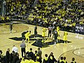 Michigan State vs. Michigan men's basketball 2013 04 (in-game action).jpg