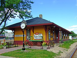 Middleton, Wisconsin - Middleton Depot