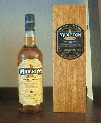 Midleton Very Rare - Image: Midleton Very Rare