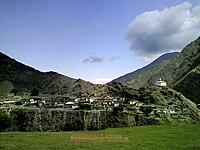 Midzhakh village in Dagestan.jpg