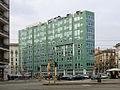 Milano - edificio Montedoria - facciata viale Doria.JPG