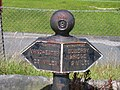 Mileage Sign, Rochdale Canal. - geograph.org.uk - 509256.jpg