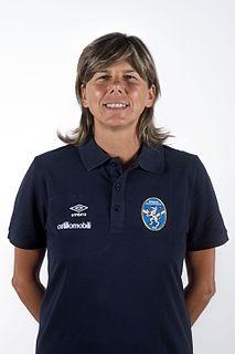 Milena Bertolini Italian association football player