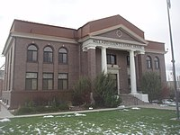 Millard County Utah courthouse