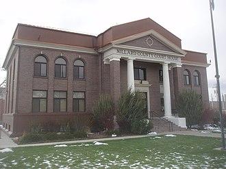 Millard County, Utah - Image: Millard County Utah courthouse