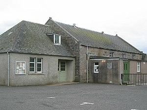 Skene, Aberdeenshire - Milne Hall, Kirkton of Skene's village hall