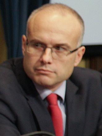 Miloš Vučević - Image: Milos Vucevic cropped