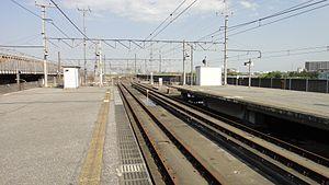 Minami-Funabashi Station - Image: Minami Funabashi 20110514