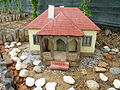 Miniature of the traditional Serbian house Serbia4.JPG